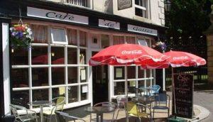Cafe de Galles Wrexham