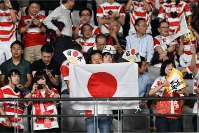 The Amazing Japanese Fans