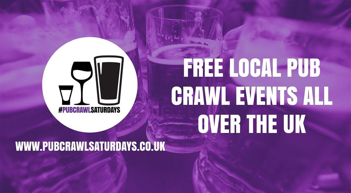 Organised Local Pub Crawl In Wrexham