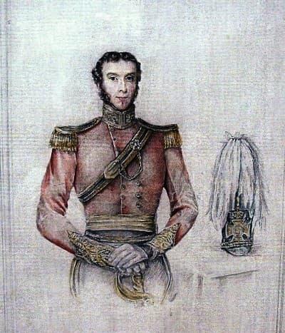 Thomas C Watson portrait