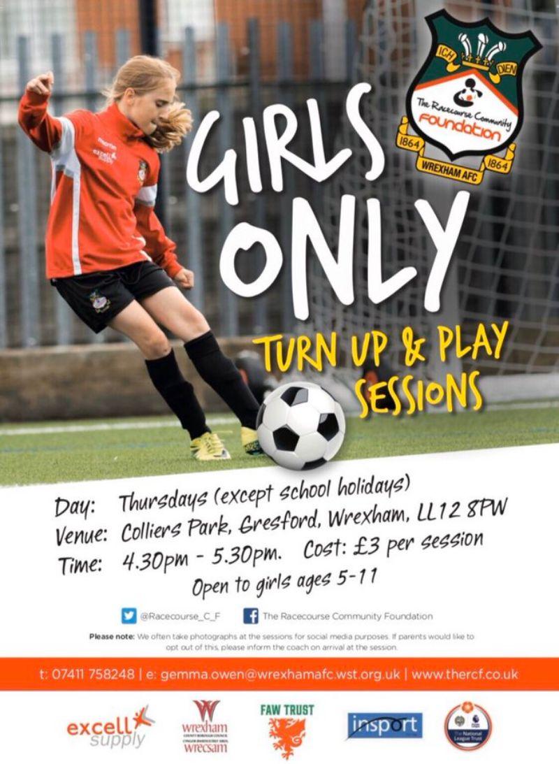 Wrexham Ladies' Football