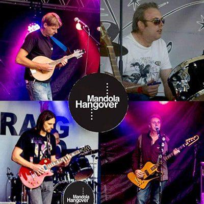 Mandola Hangover band