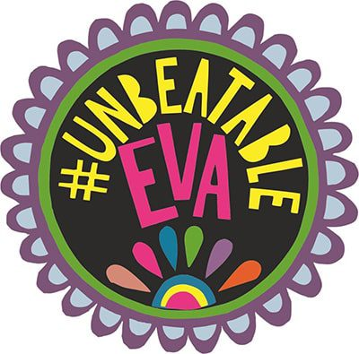 Unbeatable Eva logo