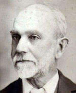 AN Palmer portrait