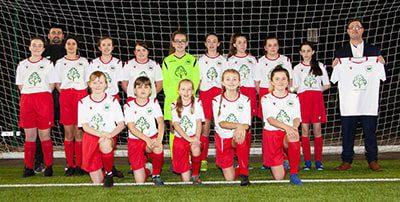 Wrexham County Girls U13