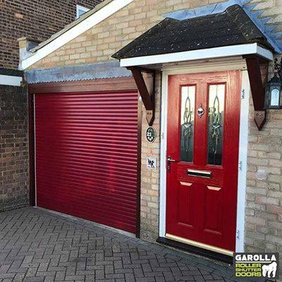 Garolla red door