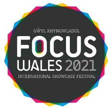 Focus Wales 2021 logo