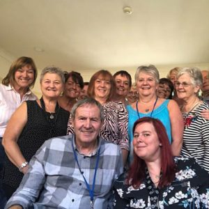 'Nightingales' Choir