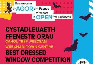 Town Centre Best-Dressed Window/Market Stall