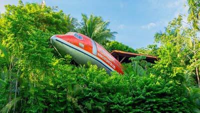 World's quirkiest hotels: Costa Verde