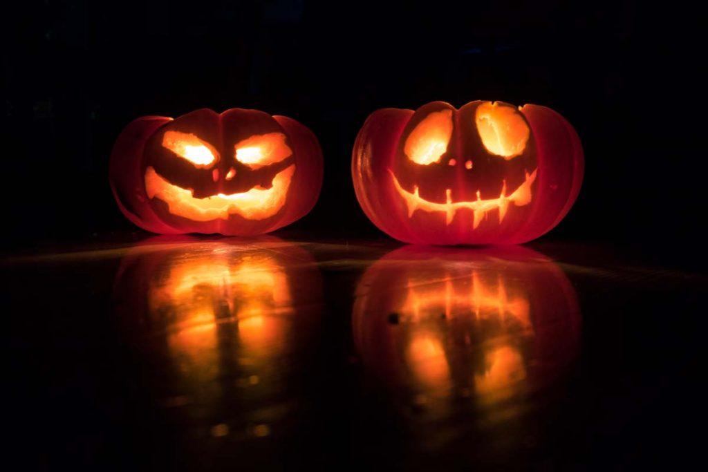 Plas Brymbo Halloween Celebrations