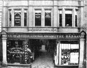 Central Arcade Wrexham