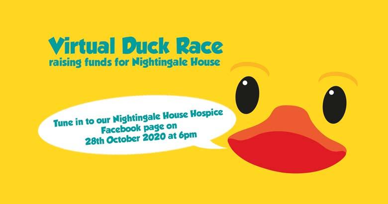 Nightingale Virtual Duck Race!