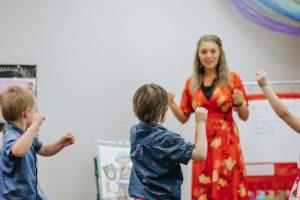 Singing Workshop For Children
