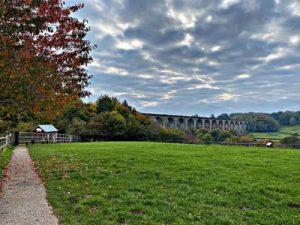 Tŷ Mawr Cefn viaduct