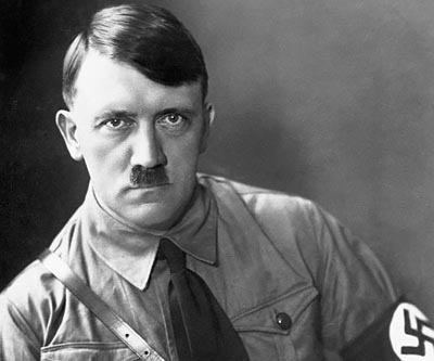 Strange facts - Adolf Hitler