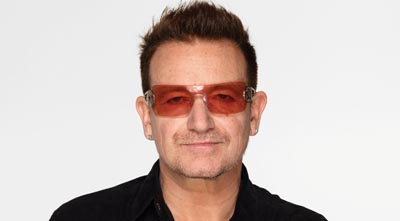 Strange facts - Bono Vox