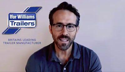 McReynolds Announcement Stuns Town - Ryan Reynolds