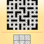 Puzzle Solution Issue 19 – January 2021