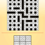 Puzzle Solution Issue 20 – February 2021
