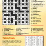 Puzzle Solution Issue 4 October 2019