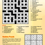 Puzzle Solutions Issue 3 September 2019