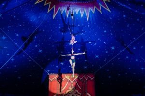 Circus Starr - Hair Hanging