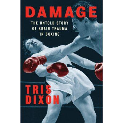 Damage by Tris Dixon book cover